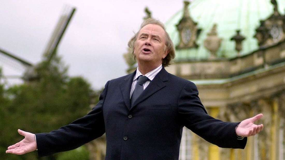 Rene Kollo singt in Bayreuth