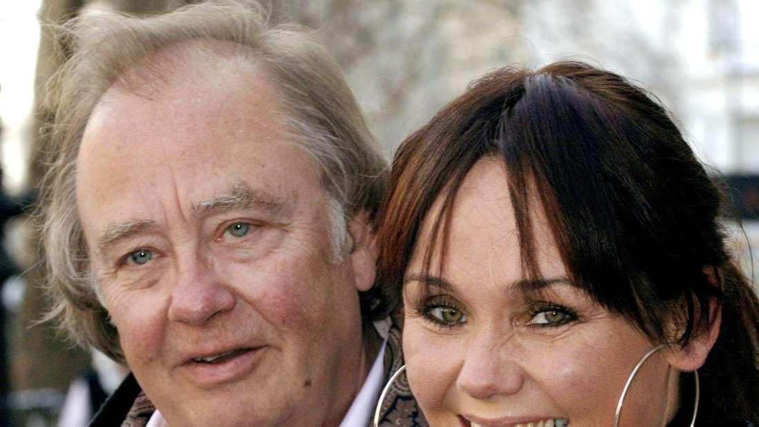 Rene Kollo mit seiner Tochter Nathalie