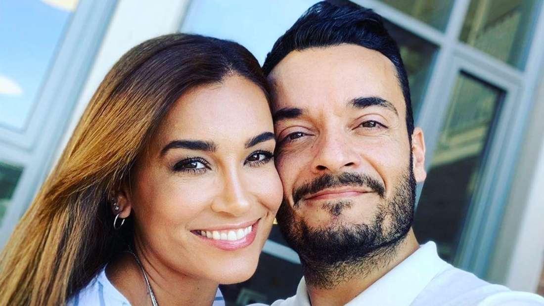 Giovanni Zarrella und Ehefrau Jana Ina am 12.12.2019 in Köln