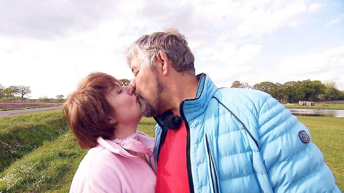 Iris Abel und ihr Uwe haben sich bei Bauer sucht Frau kennengelernt.