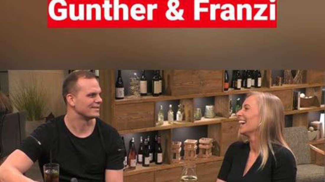 """Bauer sucht Frau: Gunther und Franzi im Gespräch an der Bar bei """"First Dates"""""""