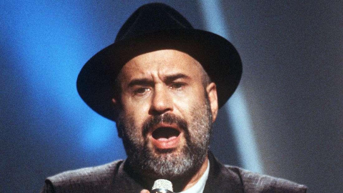 Drafi Deutscher singt auf der Bühne