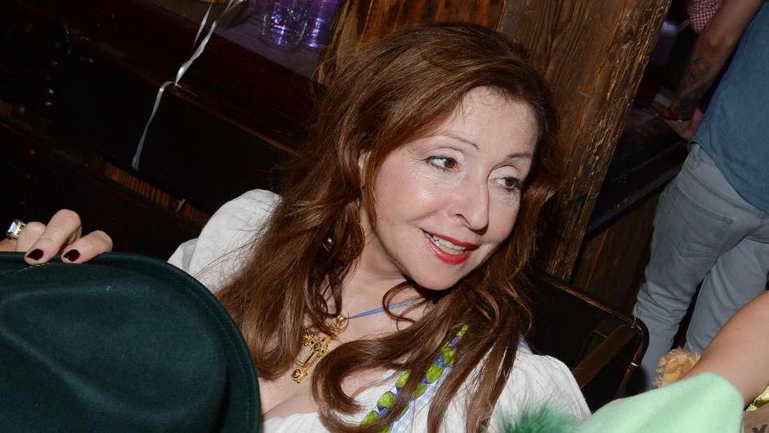 Vicky Leandros beim Oktoberfest 2013 in München