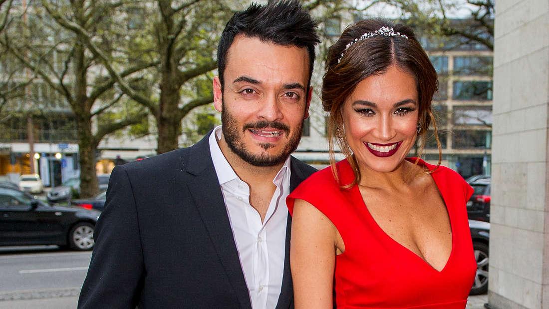 Giovanni Zarrella und seine Ehefrau Jana Ina: Der Schlagersänger bekommt nun eine große Show im ZDF.