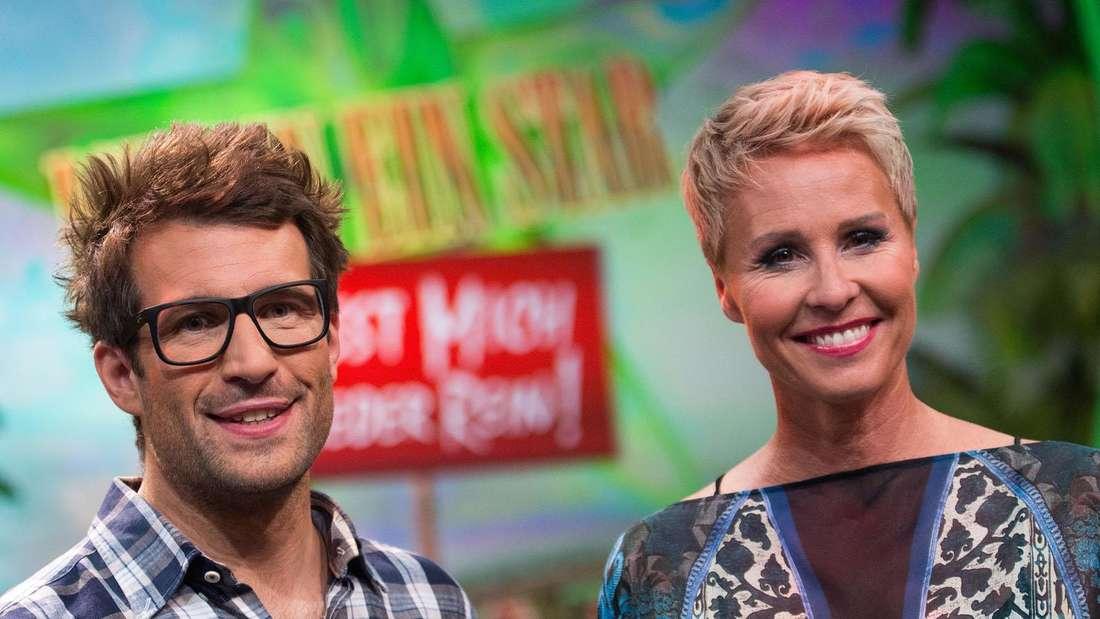 Die Moderatoren Sonja Zietlow und Daniel Hartwich