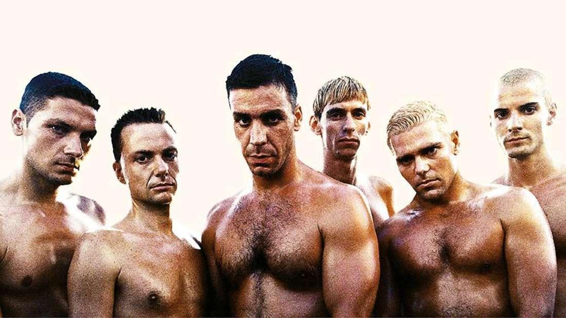 """Das Cover von Rammsteins Album """"Herzeleid (XXV Anniversary Edition - Remastered)"""""""