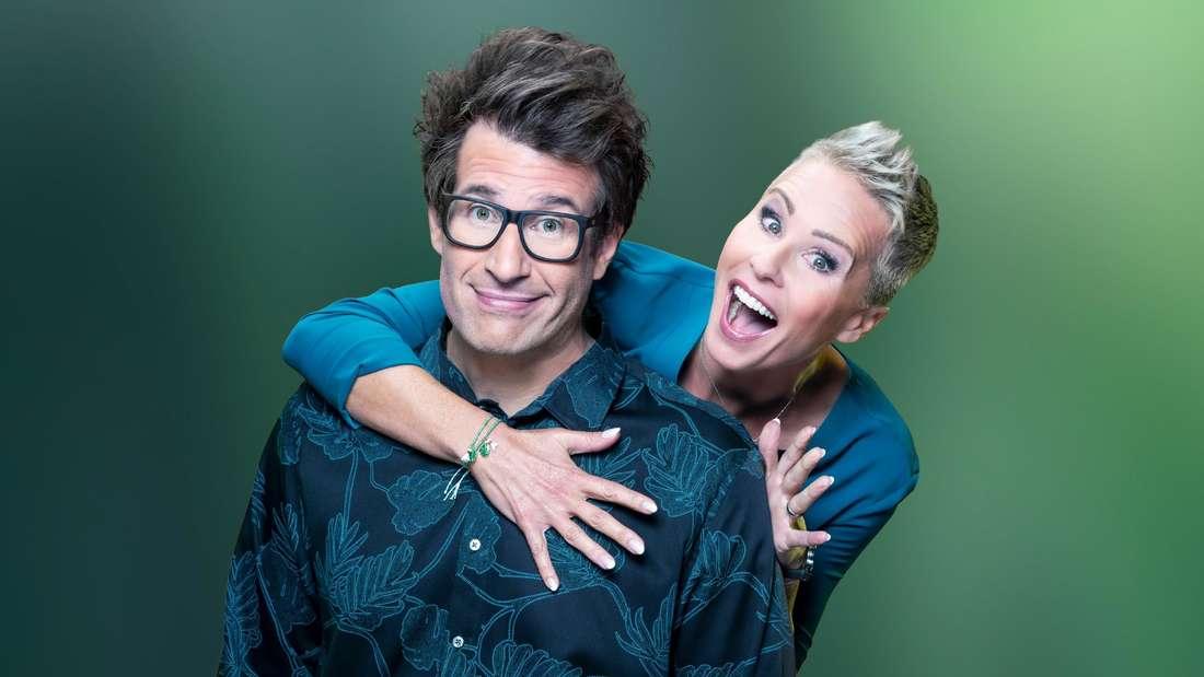 Daniel Hartwich und Sonja Zietlow moderieren das Dschungelcamp 2021 bei RTL.