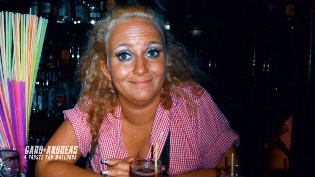 Caro Robens mit rundlicherem Gesciht, wirkt viel weiblicher