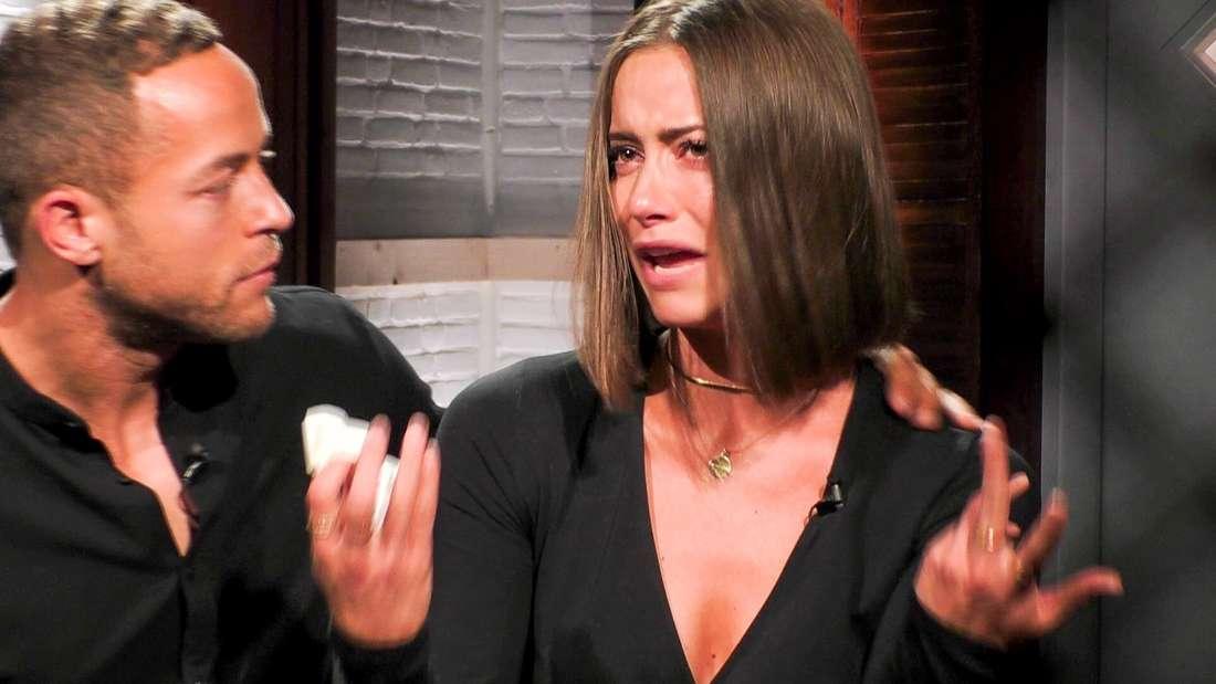 """""""Team Bachelor"""" sind von dem Rauswurf schockiert. Jenny und Andrej galten als die großen Favoriten."""