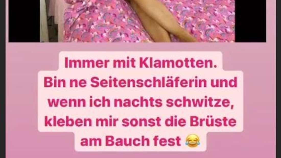 Ein Instagram-Beitrag von TV-Star Daniela Katzenberger