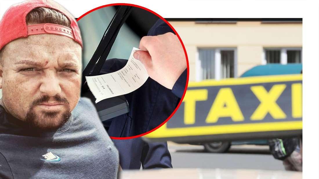 DSDS-Star Menowin Fröhlich muss Taxirechnung über 4500 Euro bezahlen.