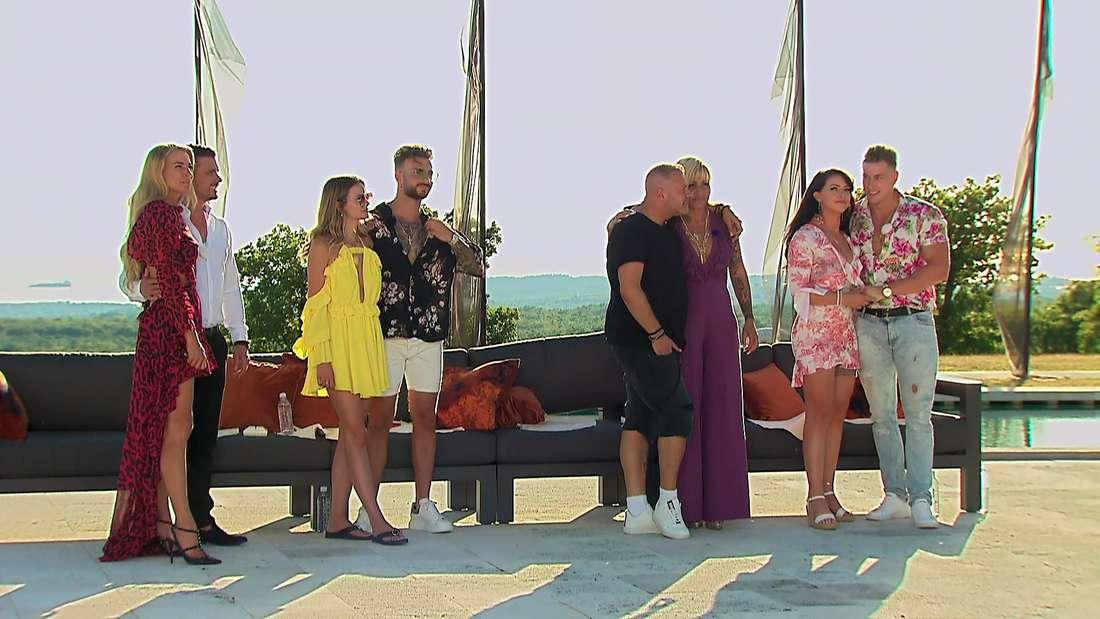 Vier Promi-Paare treten ab dem 18. Oktober bei Temptation Island V.I.P an. Auch Schlagerstar Willi Herren ist mit Frau Jasmin dabei.