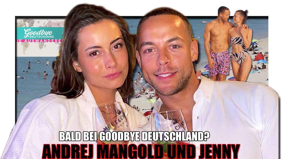 """Das Bachelor-Paar aus dem """"Sommerhaus der Stars"""" zieht angeblich nach Mallorca."""