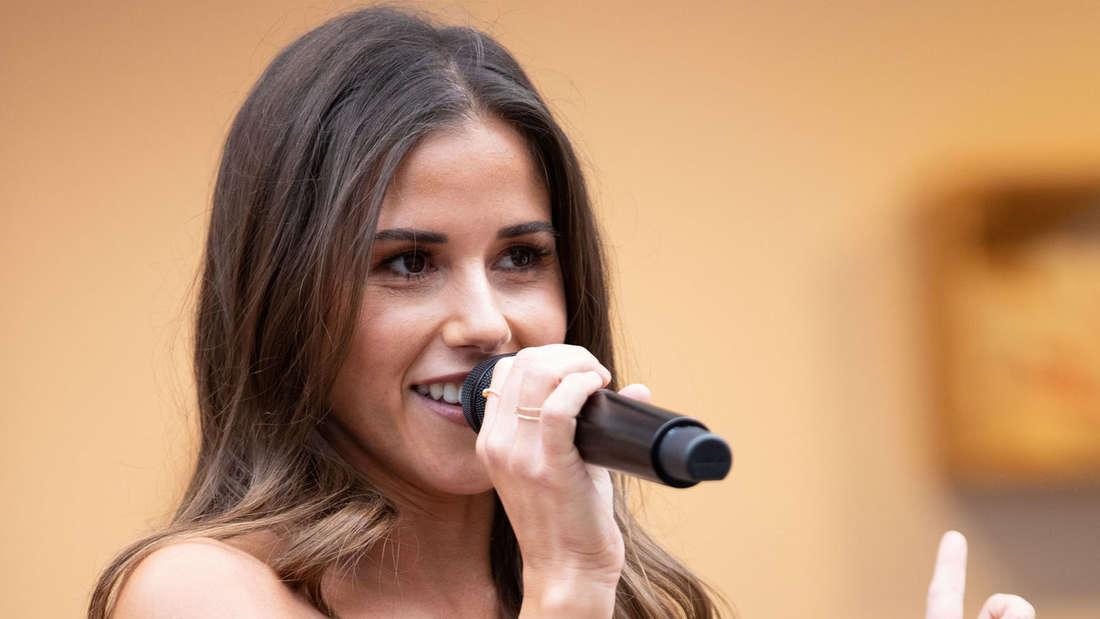 """""""Deutschland sucht den Superstar""""-Sängerin Sarah Lombardi erfreut ihre Fans mit einer Mega-Sensation"""