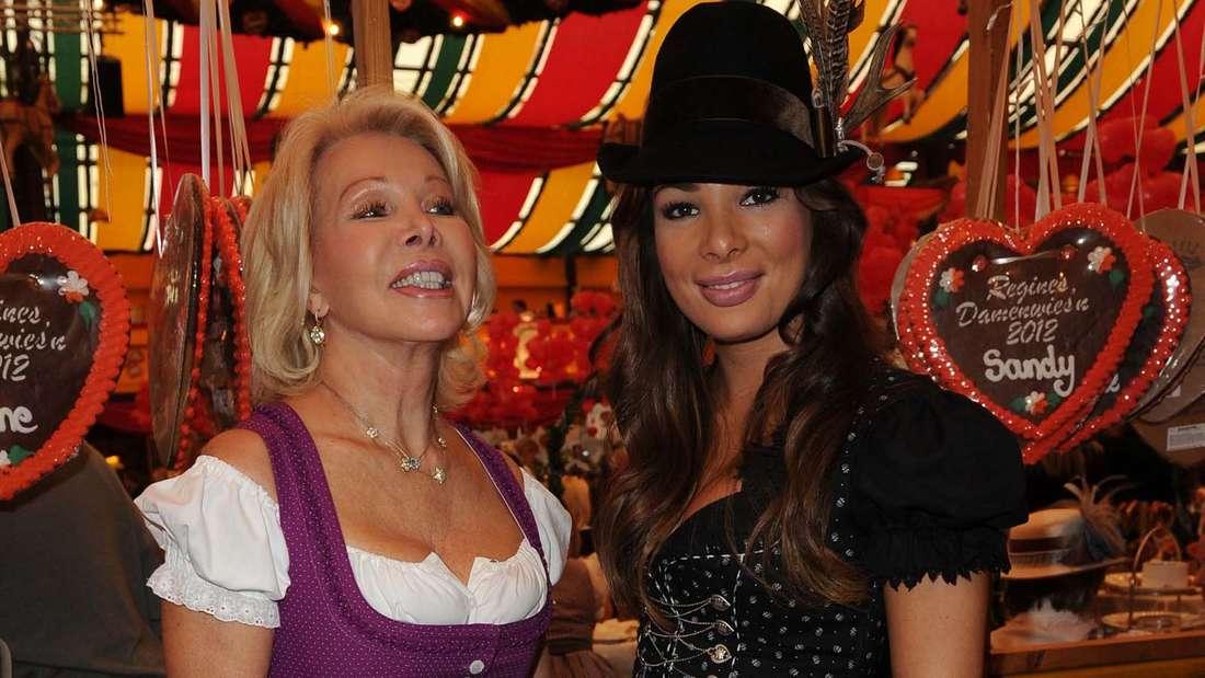 Chiara Ohoven (rechts) mit ihrer Mutter Ute-Henriette Ohoven.