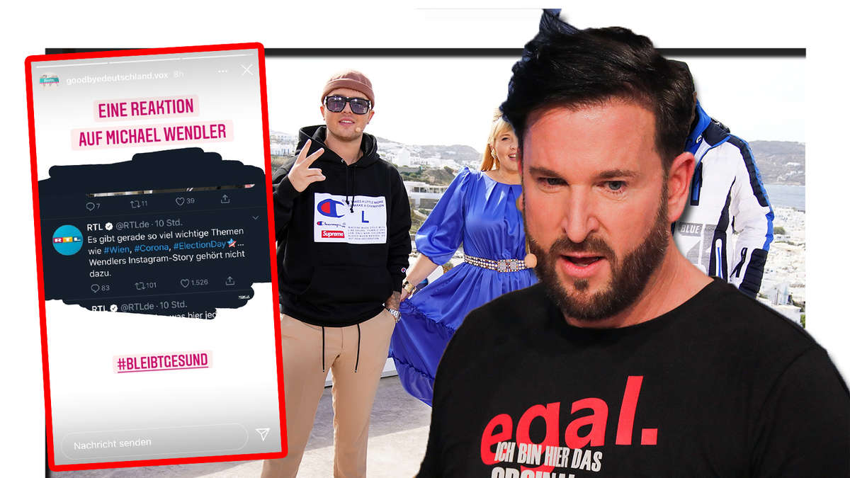 Dsds Rtl Humiliates Michael Wendler And Announces The Clear Message Archyde