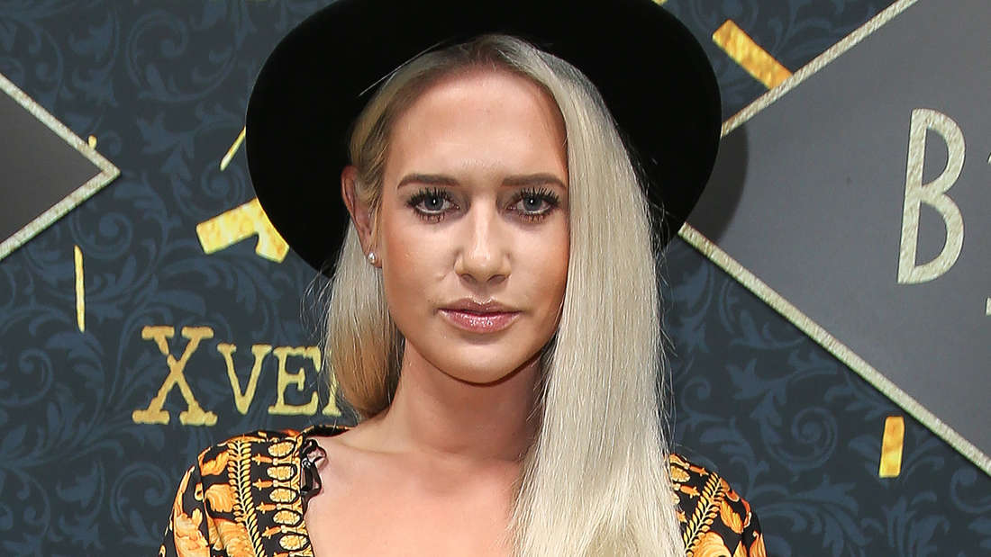 "Sarah Knappik macht bei der RTL-Sendung""Like me - I'm famous"" mit."