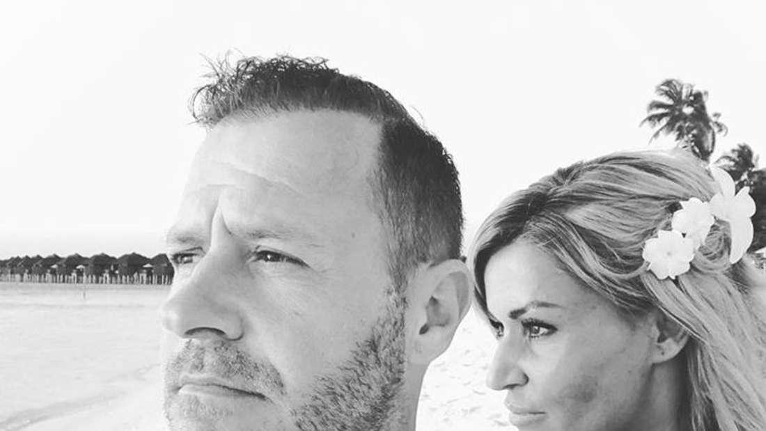 Schlagersänger Willi Herren und seine Frau Jasmin