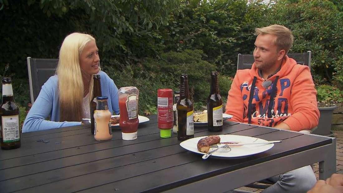 In Runde 1 hatte sich Denise noch gegen Nils entschieden.