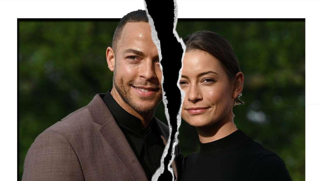 Sommerhaus der Stars: Paarfoto von Andrej Mangold und Jennifer Lange, die beiden sich durch einen Trennungsriss getrennt