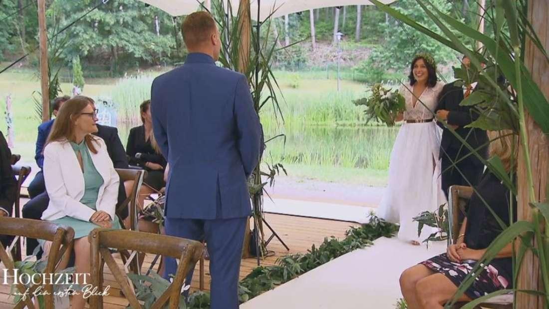 Hochzeit auf den ersten Blick mit Lisa und Michael