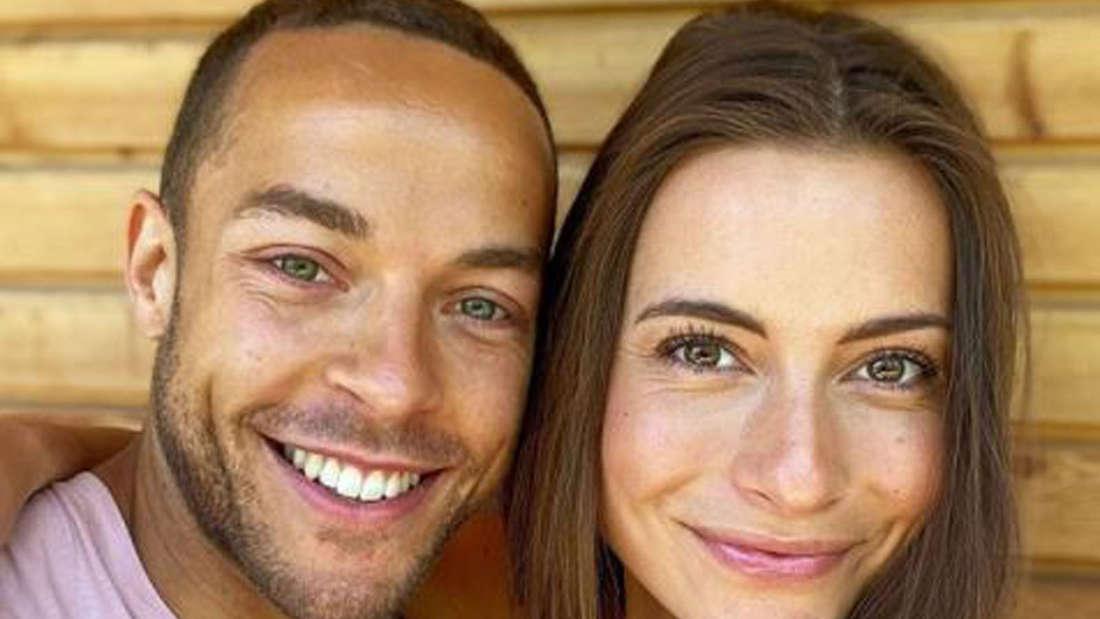 Der Bachelor Andrej Mangold mit seiner nun Ex-Freundin Jennifer Lange.