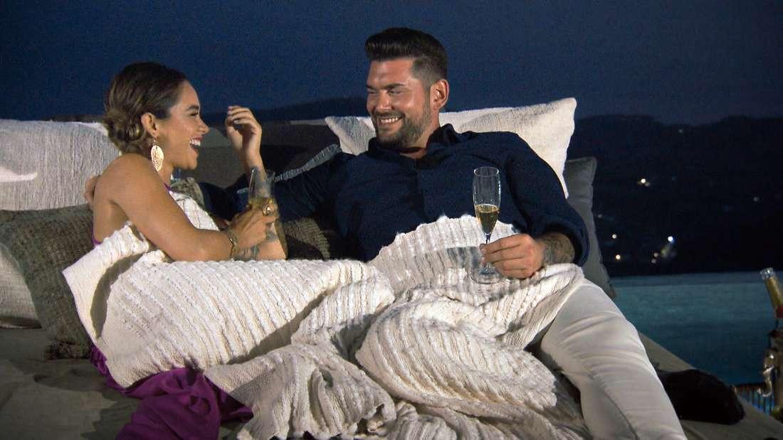 Melissa lacht, Ioannis strahlt