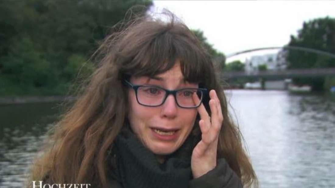Hochzeit auf den ersten Blick: Annika in Tränen