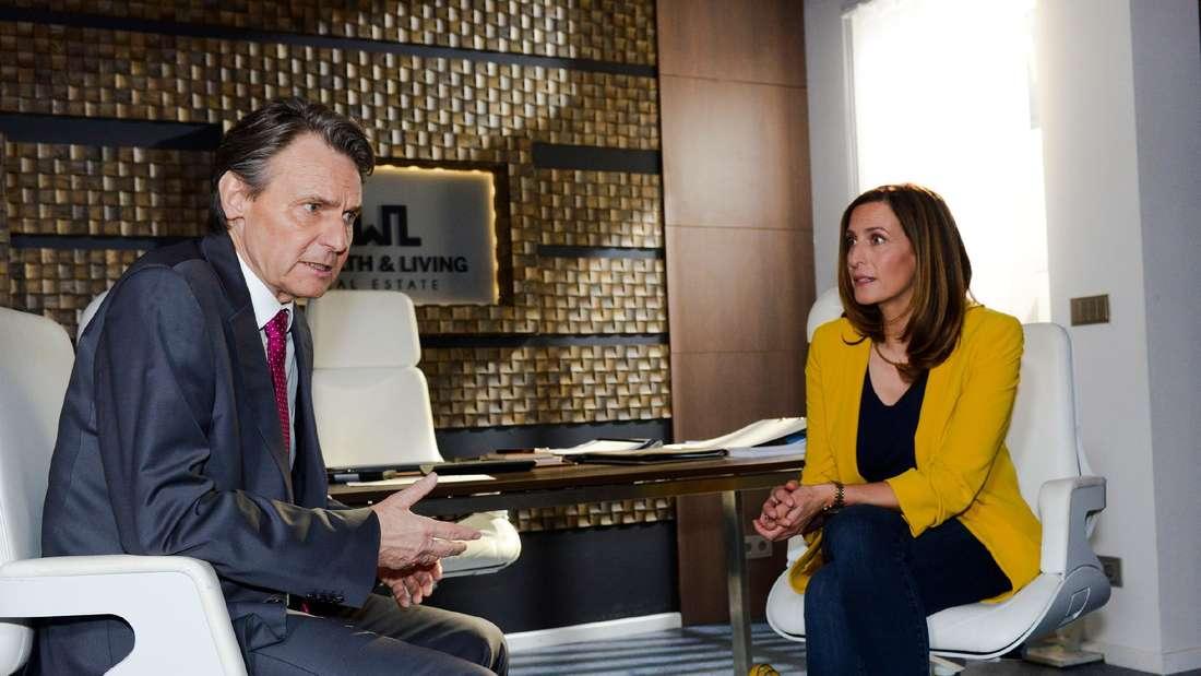 GZSZ am Montag: Jo Gerner völlig am Ende - Doch Katrin hegt Zweifel