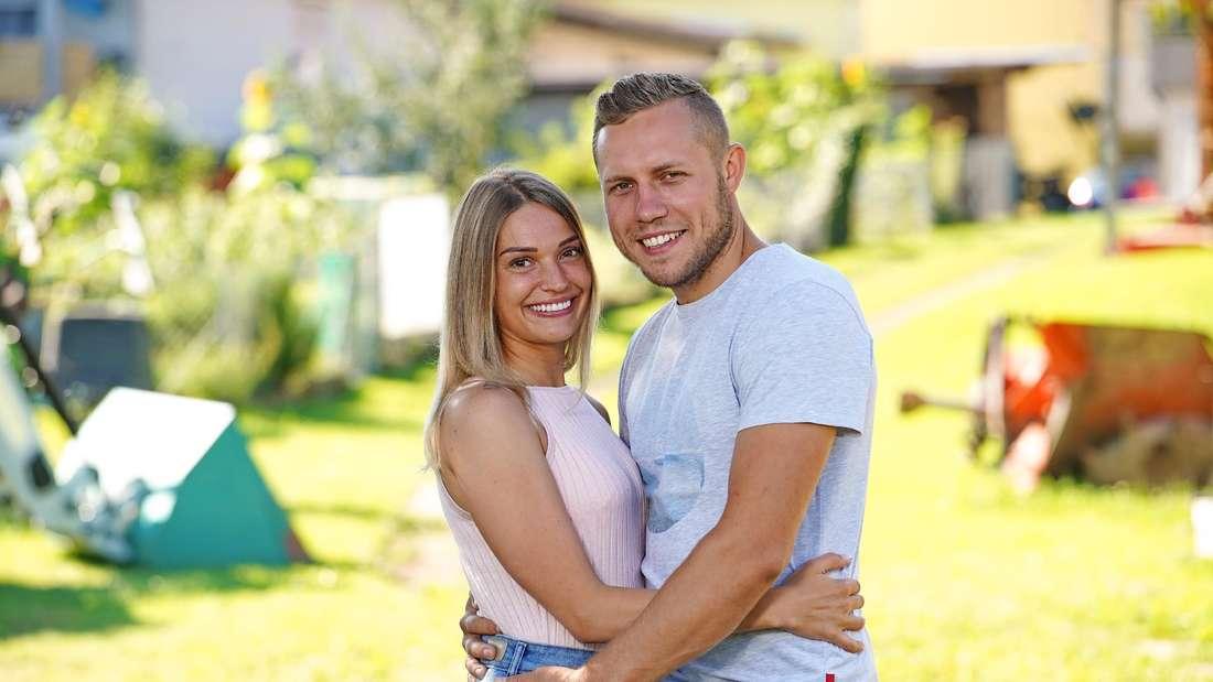 Ist Julia (24) von Jungbauer Patrick Romer (24) aus Oberdorf am Bodensee schwanger?