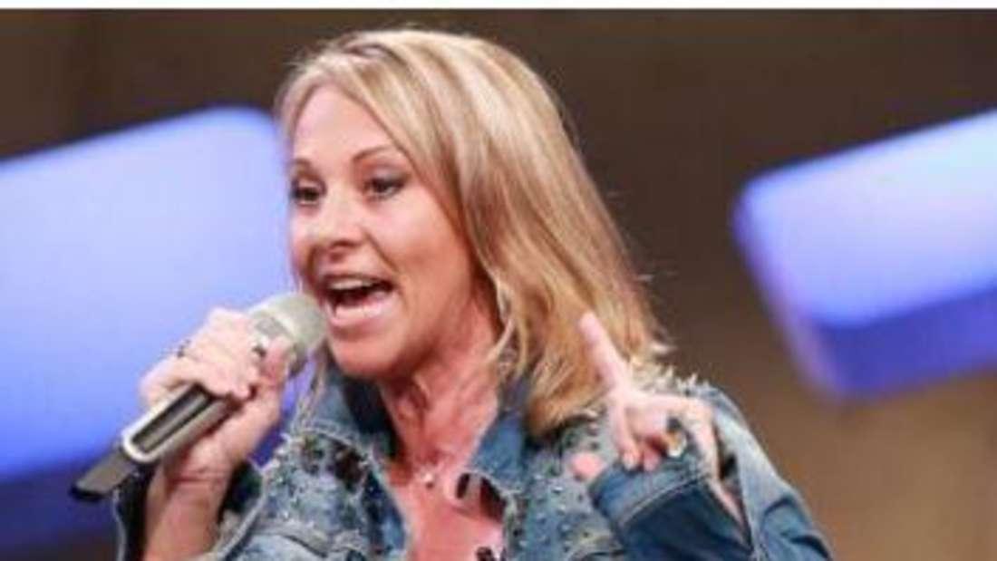 Marion Pfaff bei Deutschland sucht den Superstar
