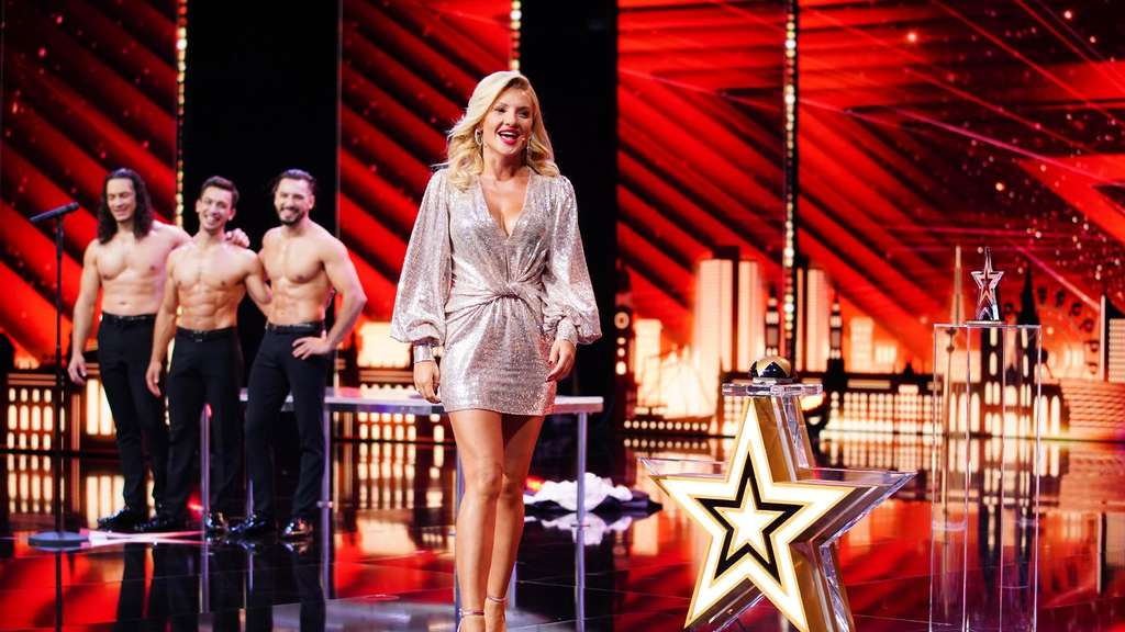 "Evelyn Burdecki bei ""Das Supertalent"""