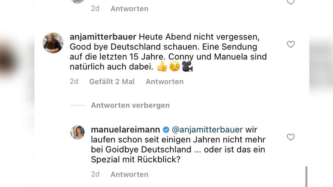 """Die Reimanns sind bei """"Goodbye Deutschland"""" auf Vox zu sehen und haben keine Ahnung."""