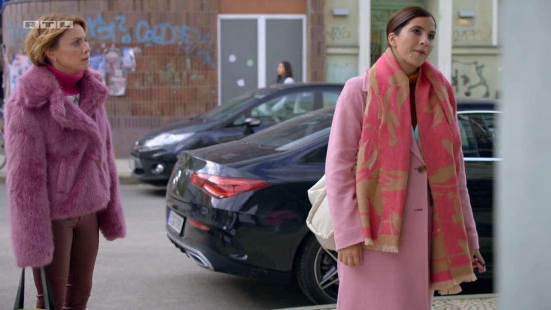 Yvonne stellt Laura zu Rede: Warum gönnt sie Moritz seinen Ausbildungsplatz nicht?