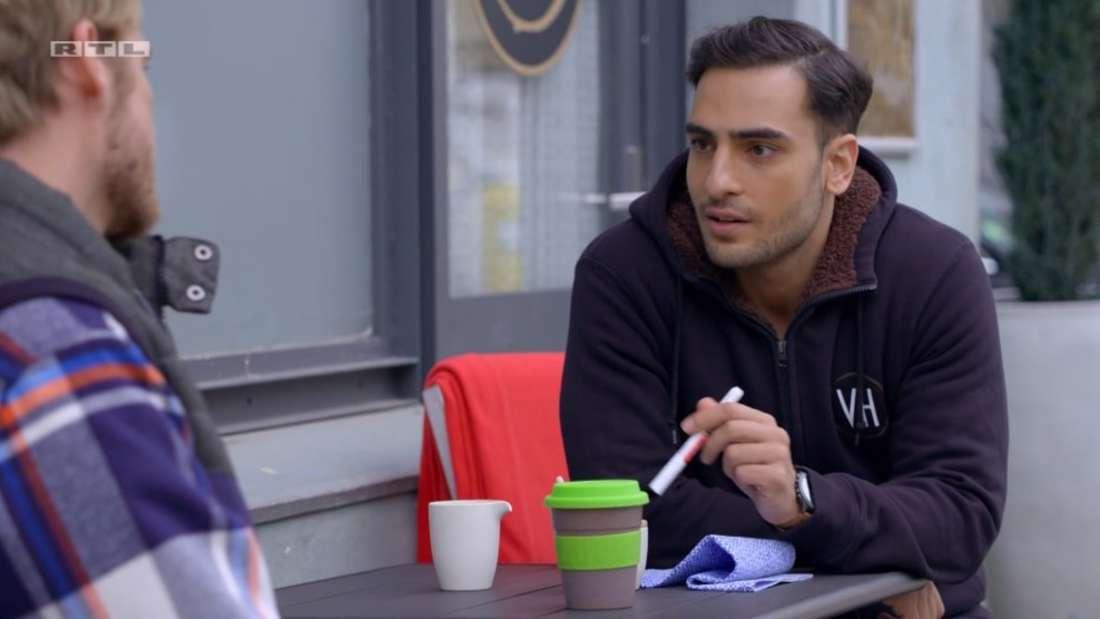 Paul rät Nihat mit Lilly über seine Gefühle zu sprechen