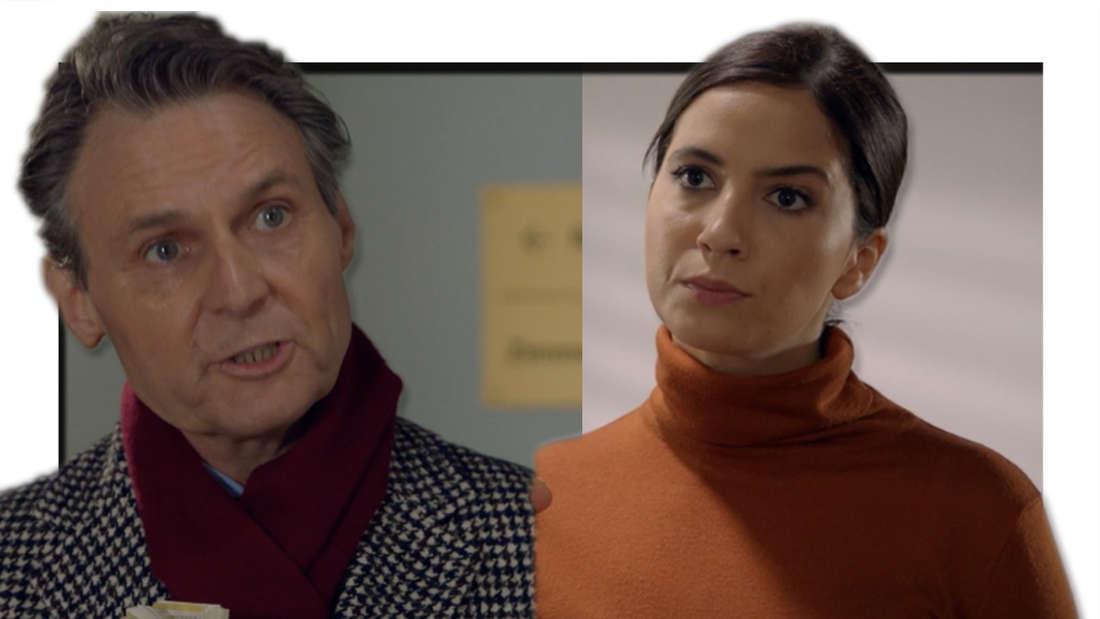 Jo Gerner schlägt Laura einen Deal vor: 100.000 Euro und sie verschwindet aus Yvonnes Leben (Fotomontage)
