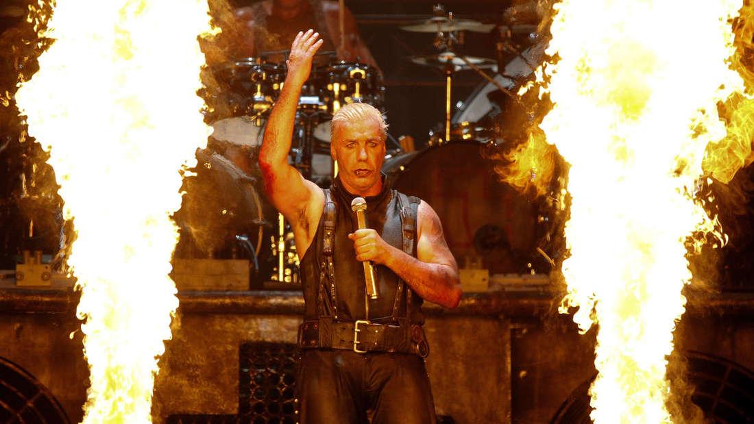 Auf die Pyroshows von Till Lindemann müssen die Rammstein-Fans in diesem Jahr verzichten.