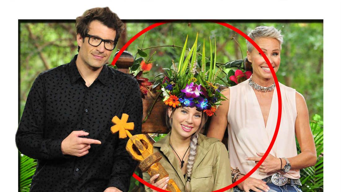 Dschungelcamp-Gewinnerin Jenny Frankhauser am Boden: Ihre Hündin Priscilla hat Krebs.
