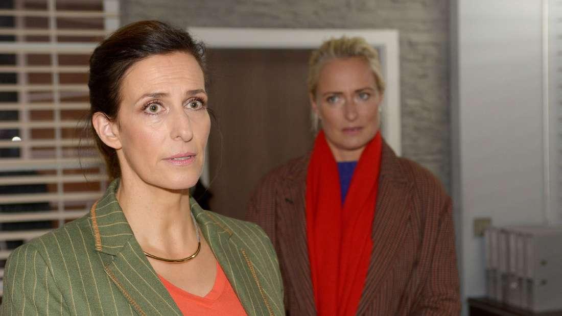 GZSZ: Katrin kommt hinter Tobias Vergangenheit - Hat er was mit dem Verschwinden seiner Frau zu tun?