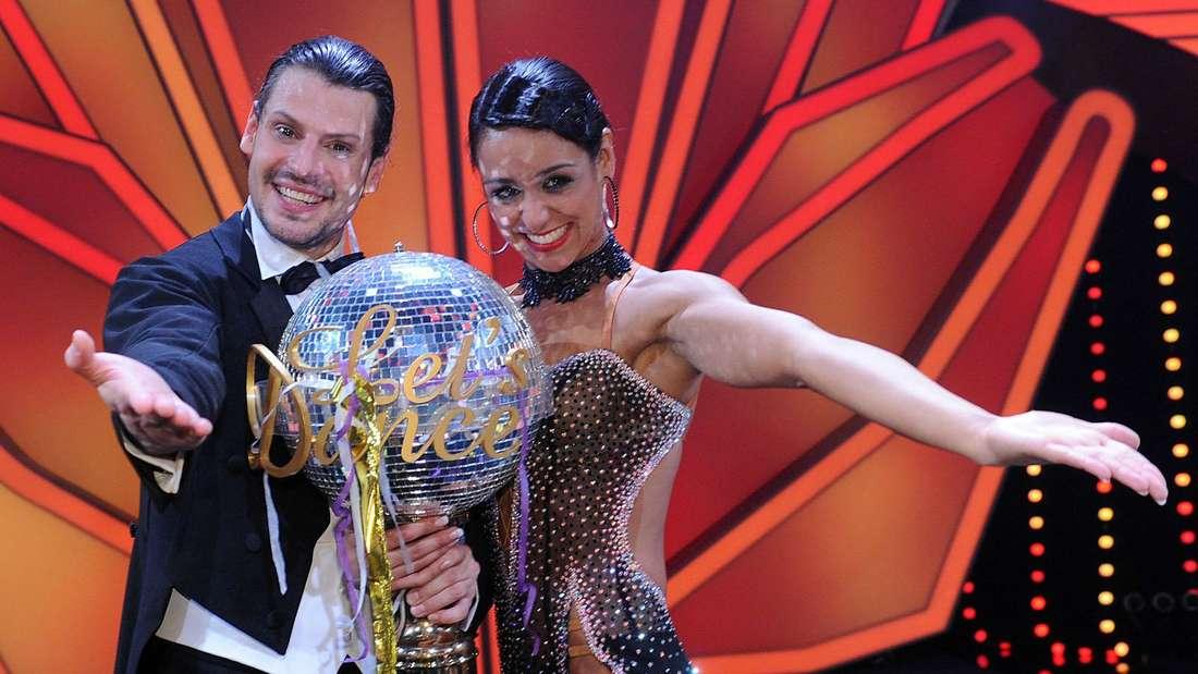 """Manuel Cortez gewann 2013 die sechste Staffel von """"Let's Dance""""."""