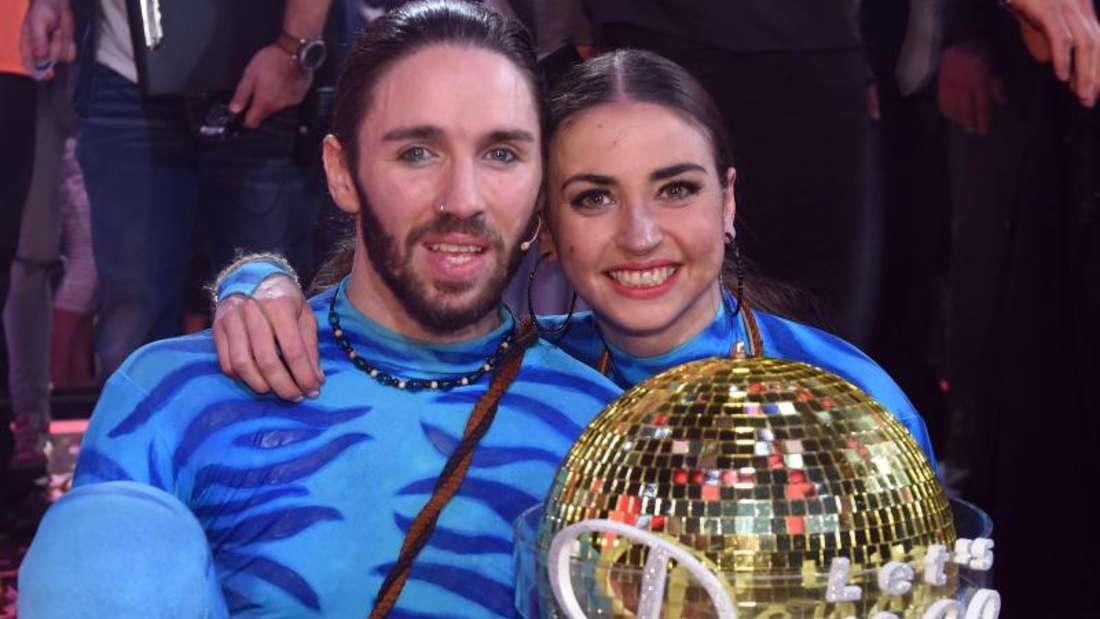 "Gil Ofarim und Ekaterina Leonova im Finale von ""Let's Dance"""