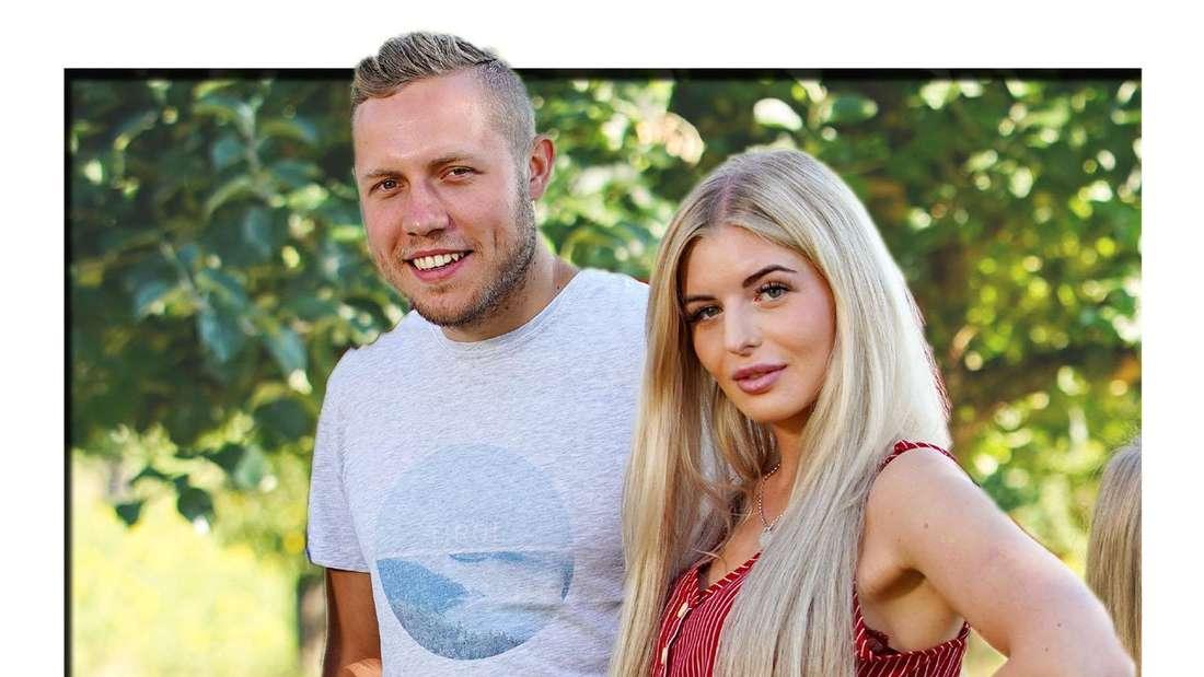Bauer sucht Frau: Patrick mit Antonia