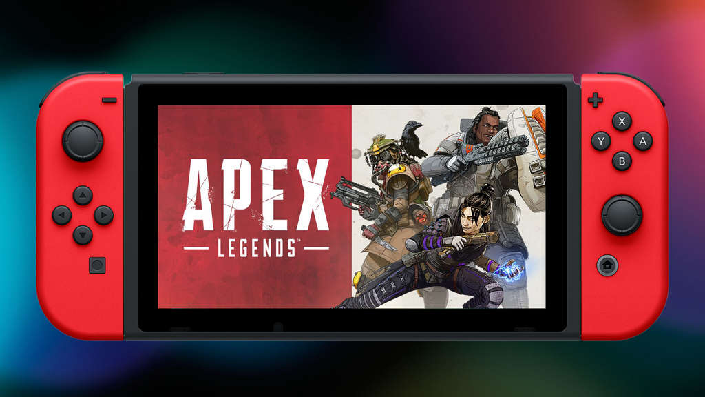 Apex Legends: Leak zur Nintendo Switch – Release-Termin aufgetaucht