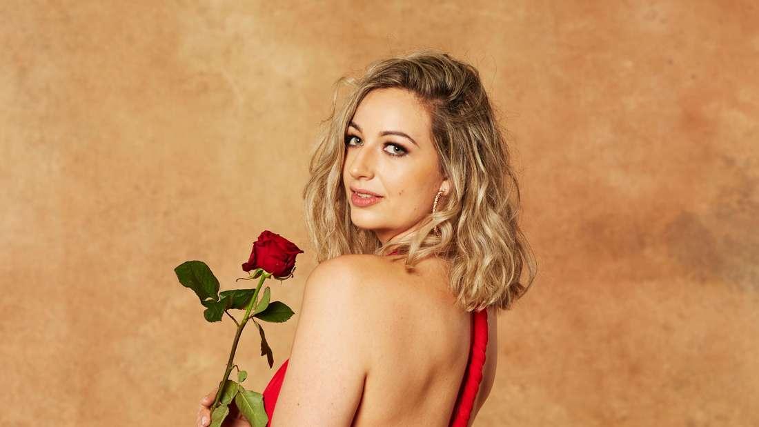 """Hannah kämpft bei """"Der Bachelor"""" um das Herz von Niko Griesert."""