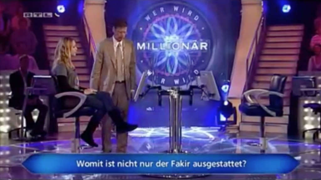 Wer Wird Millionär Fragen Letzte Sendung