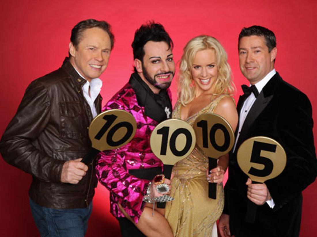 Tanzshow Lets Dance RTL Promis