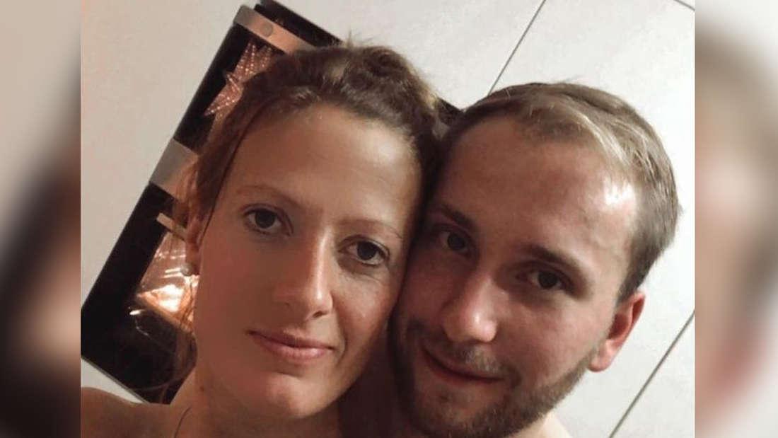 """""""Bauer sucht Frau"""": Denise und Nils sind nach der Sendung glücklich."""