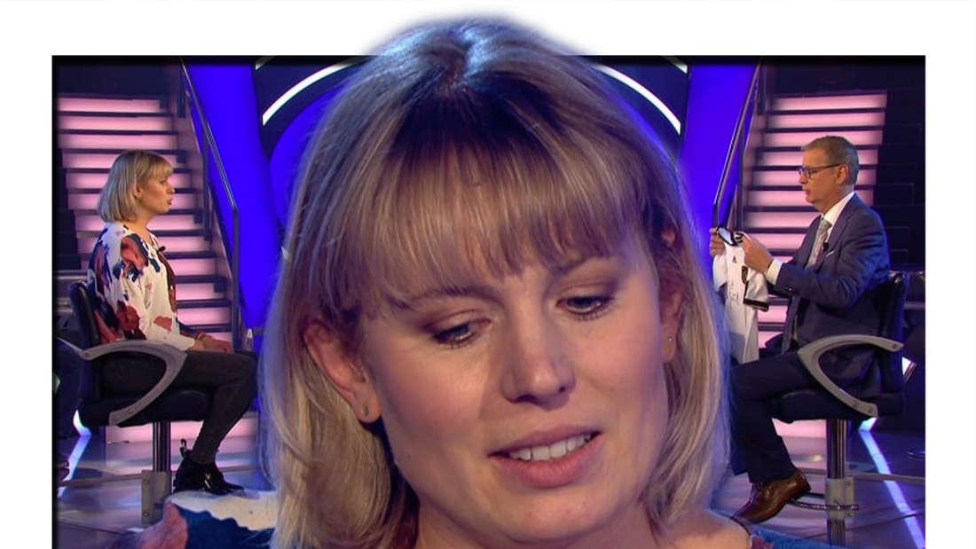"""Dr. Lisa Bross auf München bekommt bei """"Wer wird Millionär"""" eine zweite Chance - und scheitert an der 8.000 Euro Frage."""