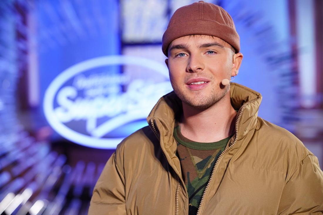 """Mike Singer ist Juror in der 18. Staffel von """"Deutschland sucht den Superstar"""""""