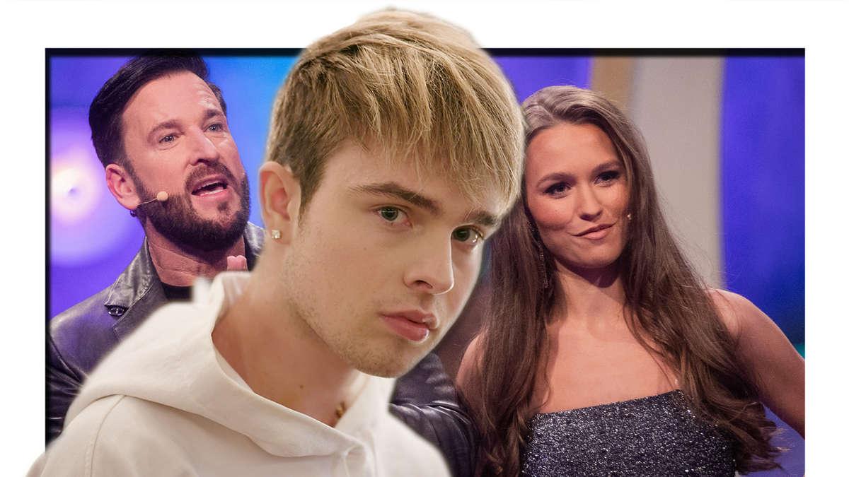 DSDS (RTL): Mike Singer verrät - so war Laura Müller am Set - extratipp.com
